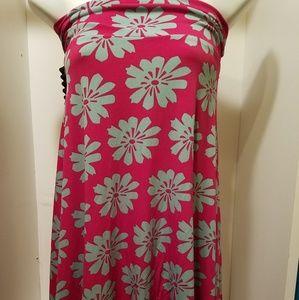 Lularoe Large Azure Skirt